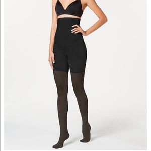 Spanx firm believer sheers high-waisted